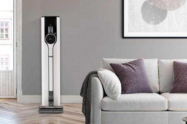 LG robot vacuum LG