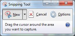 Take Screenshot in PC